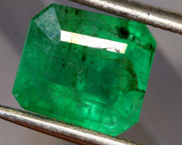 2.25 CTS  ETHIOPIAN EMERALD POLISHED GEMSTONE TBM-1822