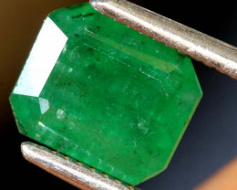 1.95 CTS  ETHIOPIAN EMERALD POLISHED GEMSTONE TBM-1823