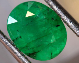 1.75 CTS  ETHIOPIAN EMERALD POLISHED GEMSTONE TBM-1824