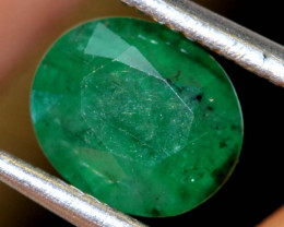 1.40 CTS  ETHIOPIAN EMERALD POLISHED GEMSTONE TBM-1825