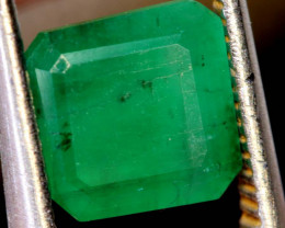 2.15 CTS  ETHIOPIAN EMERALD POLISHED GEMSTONE TBM-1826