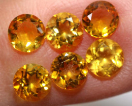2.65-CTS CITRINE NATURAL FACETED  PARCEL CG-2661