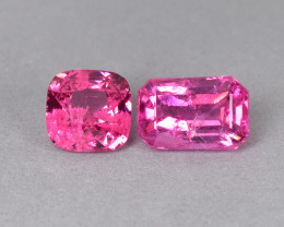 1.55 Cts Gorgeous Amazing Color Natural Burmese Spinel