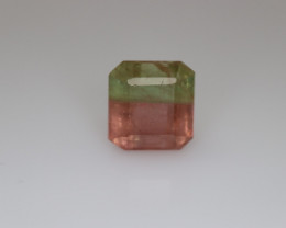 #177 3.70CT BI-COLOR UNTREATED