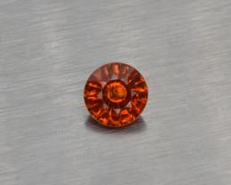 Natural Spesartite Garnet 0.66 Cts