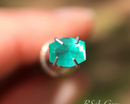 Ethiopian Emerald - 0.32 carats