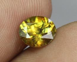 Top Class Warsak Sphene Cut Stone