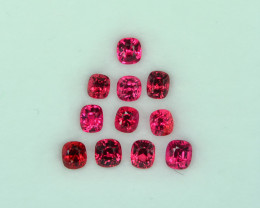 4.04 Cts Dazzling Natural Burmese Vivid Red Spinel