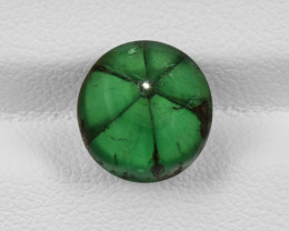 Trapiche Emerald, 4.81ct - Mined in Colombia | Certified by GIA