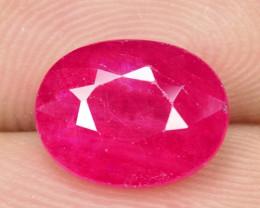 2.78 Cts NATURAL PINKISH RED RUBY LOOSE GEMSTONE