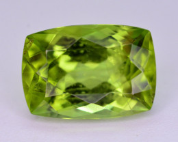Top Color 3.25 Ct Natural Himalayan Peridot