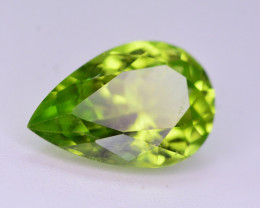 Top Color 2.65 Ct Natural Himalayan Peridot