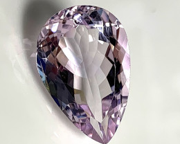 11.39ct Stunning Rose de France Amethyst - No Reserve Auction