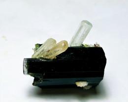 Amazing n Aquamarine combine with lovely Tourmaline 60Cts-Pak