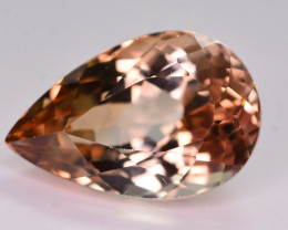 10.70 Ct Fascinating Pear Shape Himalayan Topaz