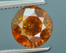 Rare 3.41 ct Sphalerite Great Dispersion Spain SKU.8