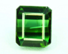 2.15 CT Top Quality Emerald Green Color  Natural Tourmaline Gemston