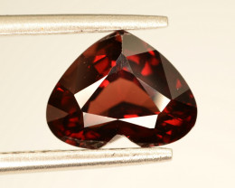 AIG CERT ~ 3.22 Ct Natural Red Spinel ( burma ) Gemstone