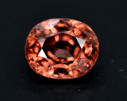 5.70 Ct Natural Pink Zircon ~ Cambodia Z3
