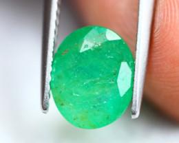 2.08Ct Natural Zambia Green Emerald Lot B1794
