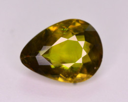Top Fire 2.30 Ct Natural Tanzanian Sphene