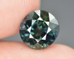 Superb Blue Color 4.19 Ct Unheated  Sapphire