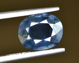 Brilliant Color 3.10 Ct Unheated Sapphire