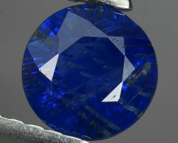 NATURAL! BEAUTIFUL BLUE MADAGASCAR SAPPHIRE ROUND