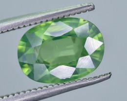 2.74 Crt Certified Natural Zircon  Faceted Gemstone.