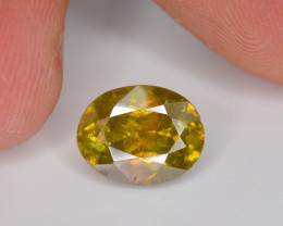Rare 2.78 ct Sphalerite Great Dispersion Spain