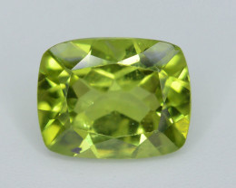 2.35 Ct Untreated Green Peridot AD