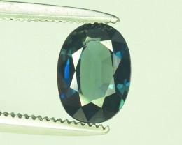 Cert~1.24 CT Unheated Blue Sapphire~$2000.00