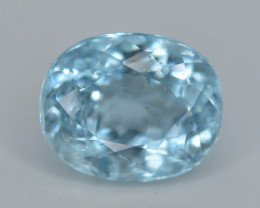 2.30 ct Natural Untreated Aquamarine AD