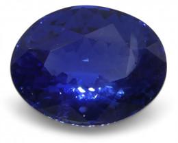 1.42 ct GIA Certified Sri Lankan/Ceylonese Unheated Sapphire