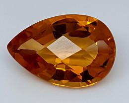 11.95Crt Bolivian Ametrine  Natural Gemstones JI07