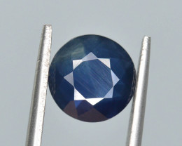 2.80 ct Natural Untreated Blue Color Sapphire  AD