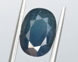 AIG ~ Certified ~6.02 Natural Untreated Blue Color Sapphire AD