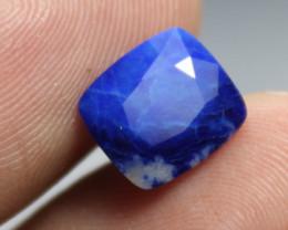 Top Class Beautiful Lazurite Cut Stone