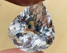 Huge Size 41.00 Ct Natural Morganite