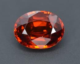 Superb Color 3.20 Ct Natural Spessartite Garnet