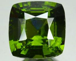 2.42 Cts Natural Sparkling Green Zircon Oval Cut Srilanka