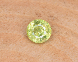 Natural Sphene 0.88 Cts Gemstone