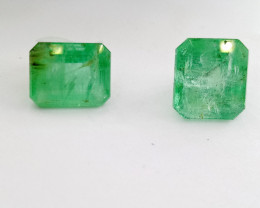 10.82cts Colombian   Emerald Parcel  , 100% Natural Gemstone