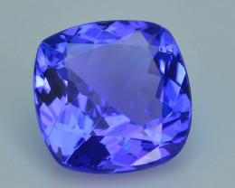 AAA Grade 1.83 ct Tanzanite eye catching Color SKU.15