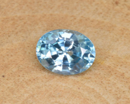 Natural Blue Zircon 1.83 Cts Top Luster Gemstone