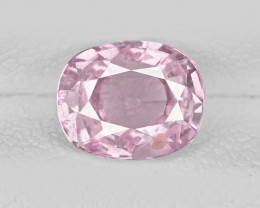 Padparadscha Sapphire, 1.53ct - Mined in Madagascar | Certified by GRS