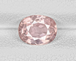 Padparadscha Sapphire, 1.58ct - Mined in Madagascar | Certified by GRS