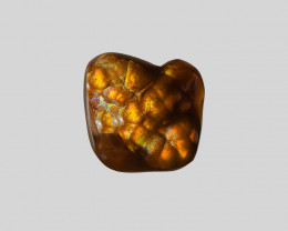 Fire Agate, 14.61ct - Mined in Mexico | Certified by IGI