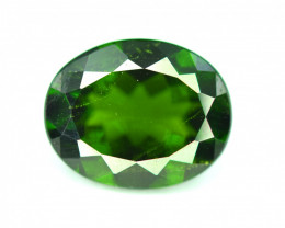 2.70 CTS NATURAL UNHEAT GENUINE LUSTROUS CHROME DIOPSIDE