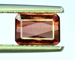 2.15 Carats Deep Pink Color Tourmaline Gemstone From Afghanistan